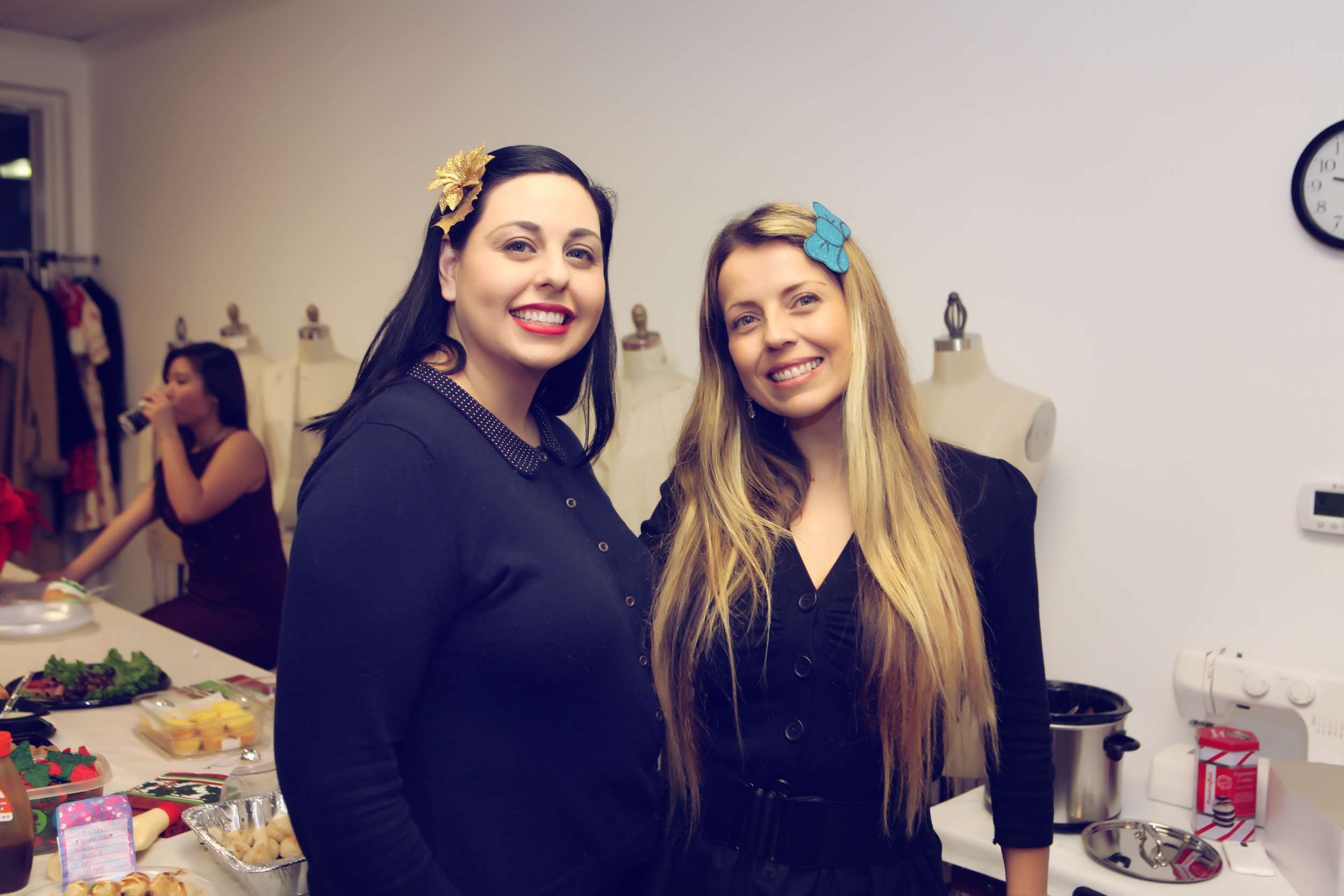 Photography by Beatriz-ASFD-Austin School of Fashion Design-Holiday Party-Austin-Fashion School-6