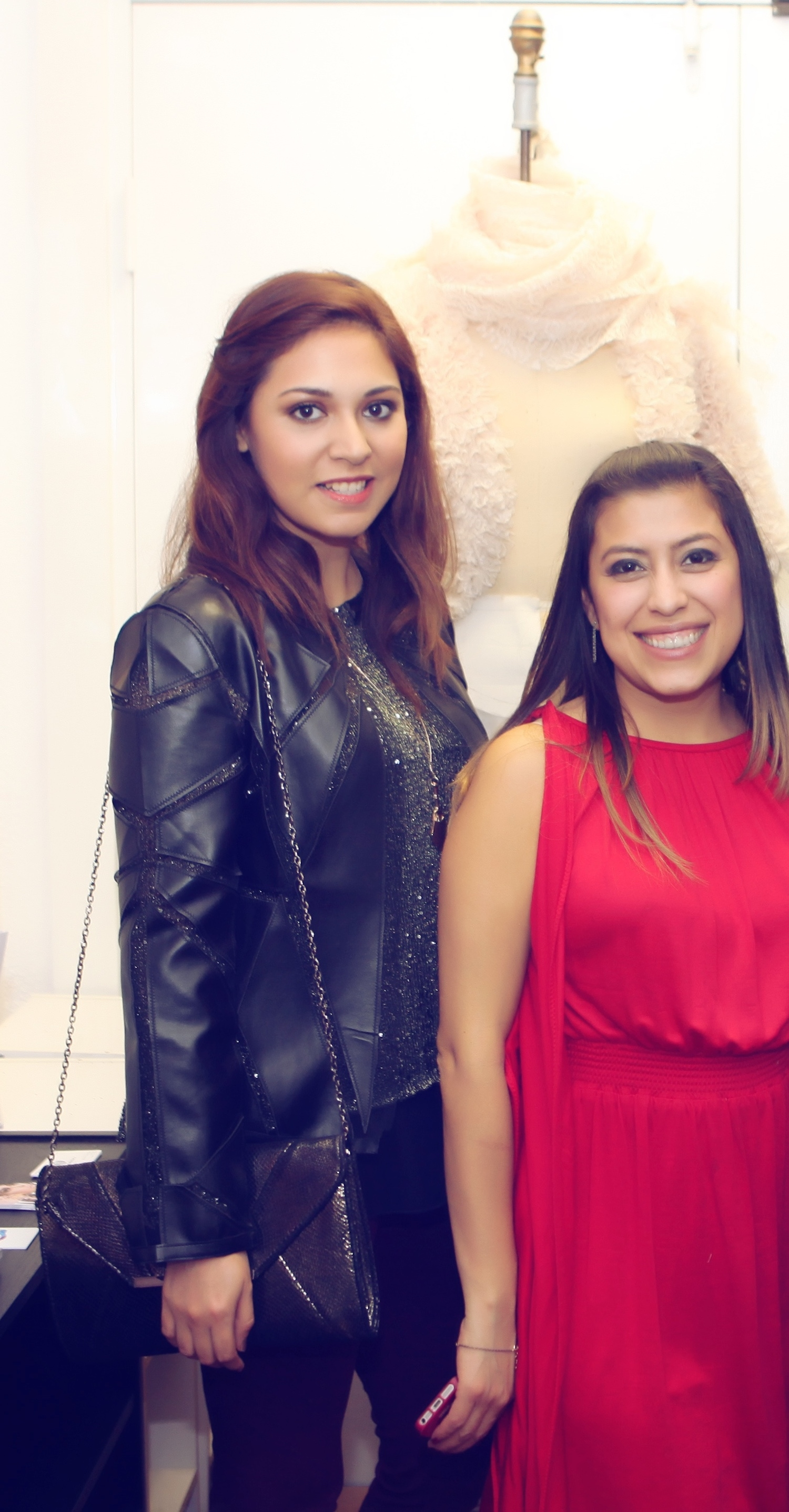 Photography by Beatriz-Austin School of Fashion Design-ASFD-Holiday Party-Priscilla Gallardo MUA-Ceci Guevara