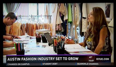 ASFD in the News:  Austin Fashion Industry Set to Grow