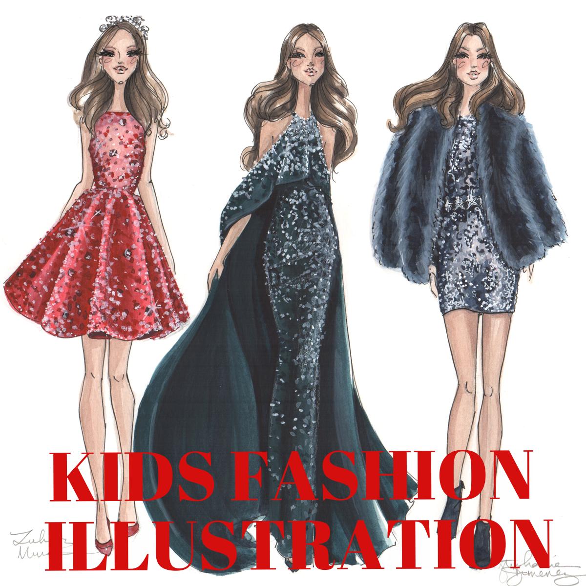 We have illustration workshops for all levels!