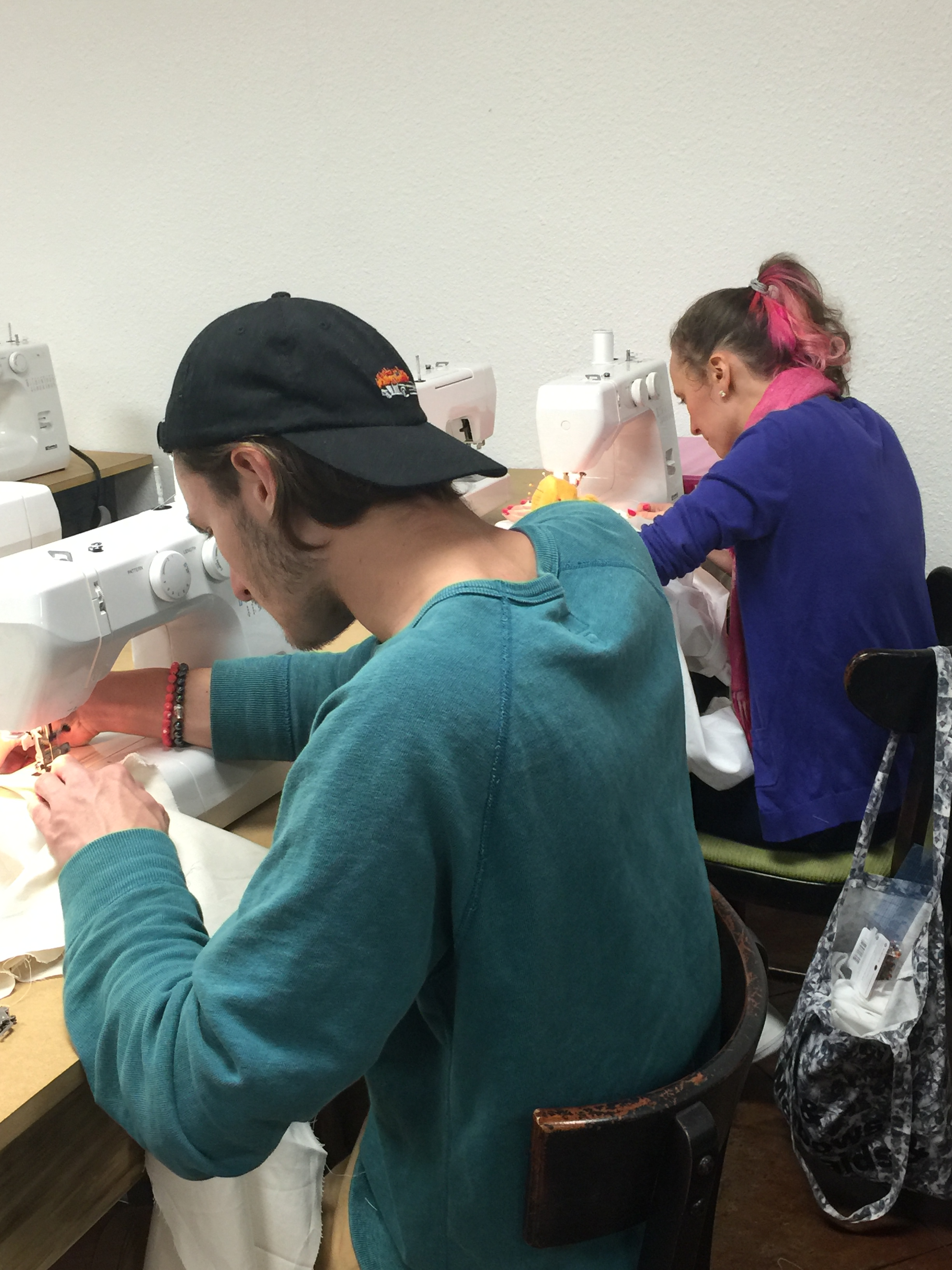 Garment Construction Sewing