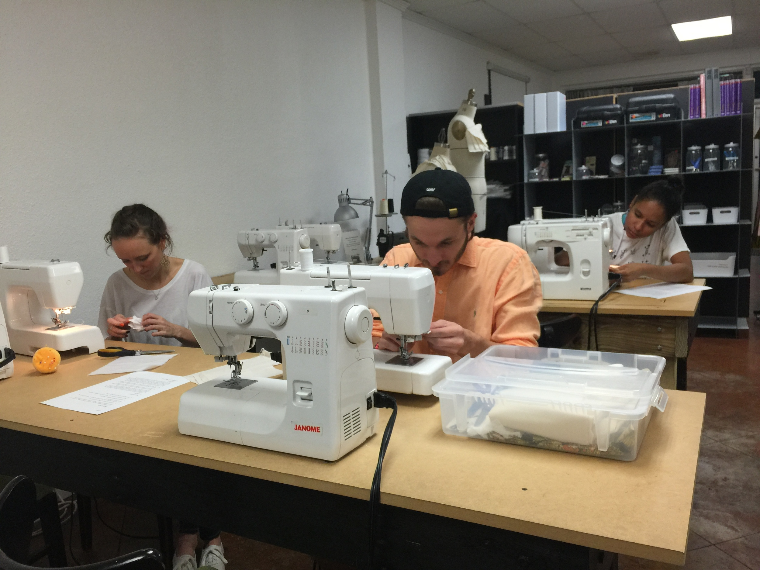 Garment Construction Sewing Machines