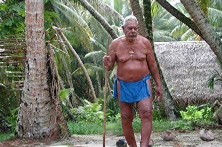 82 Sheshunoff - Yap Outer Islands - Woleii Chief.JPG