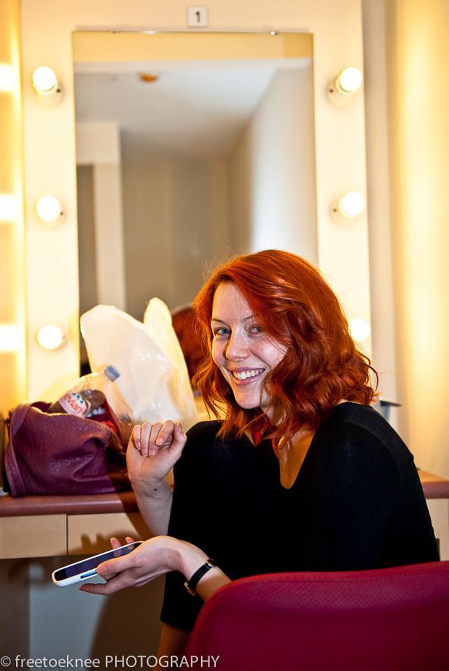 Lisa dressing room candid.jpg