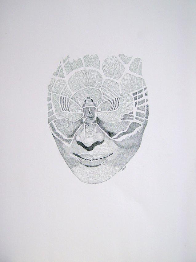 Polilla, 40x30 cm, tinta sobre papel, 2012, $500 (impresión en papel couché, 17x11 pulgadas).jpg