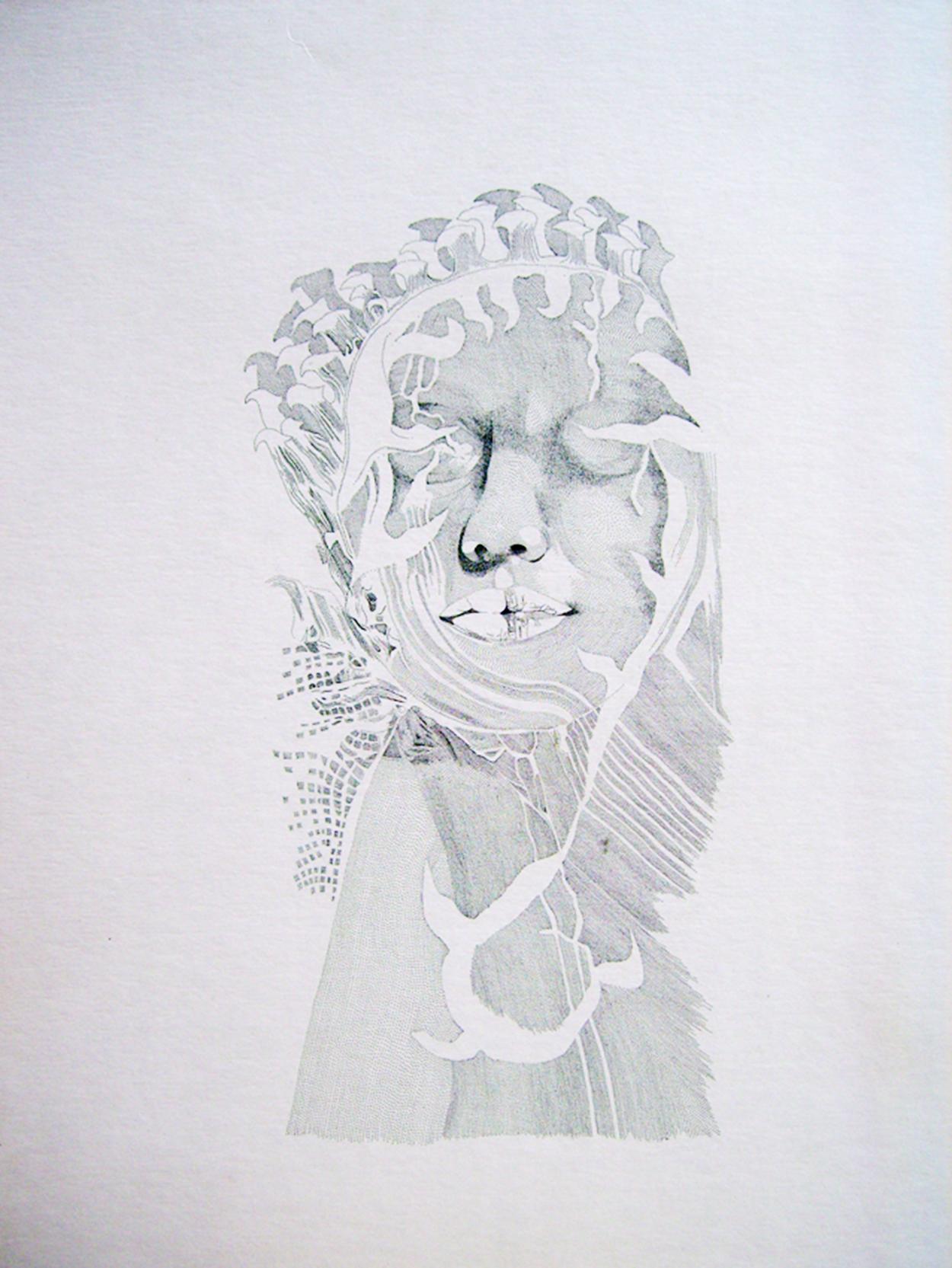 Catafalco, 65x50 cm, tinta sobre papel, 2013, $15,000.jpg