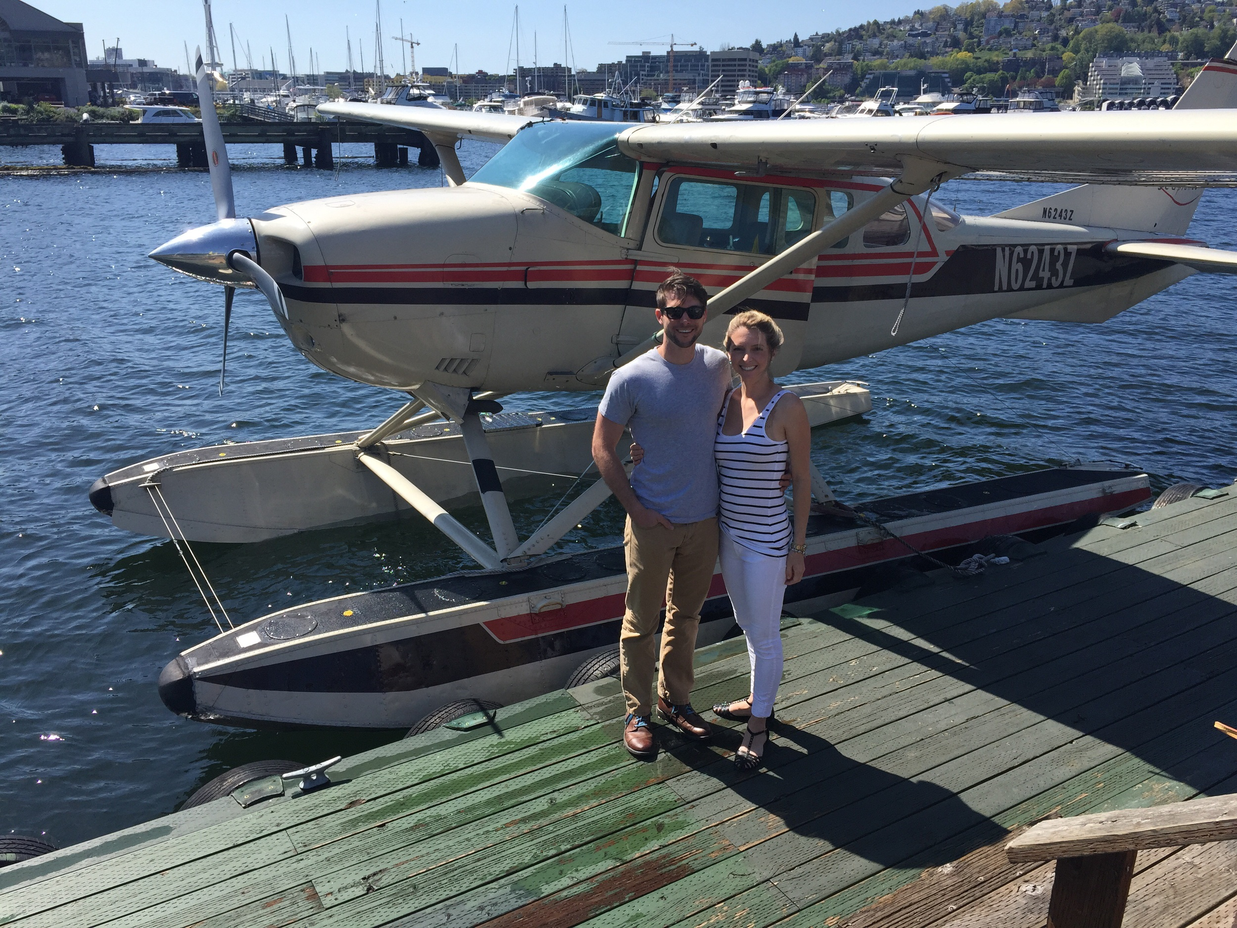 If you ever get a chance to ride in a seaplane, you should jump at the offer! Give  SEATTLE SEAPLANES  a glance or find one in your area!