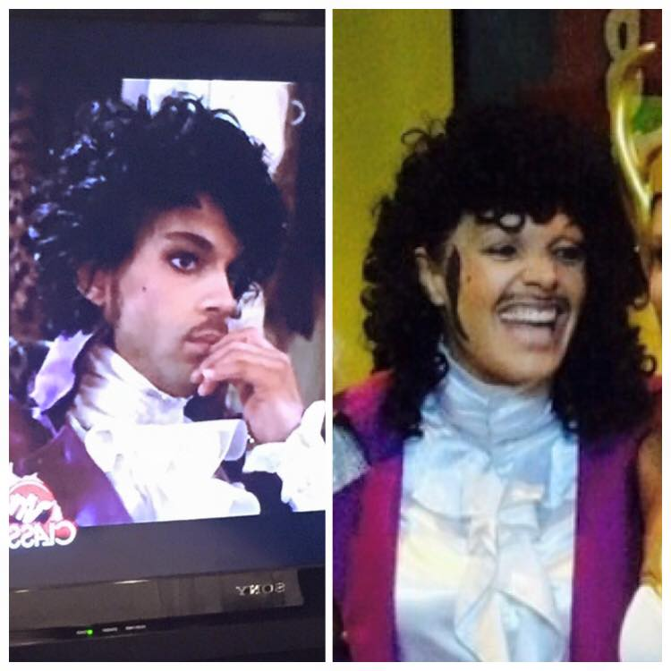 My personal FAVORITE.....Prince!!!