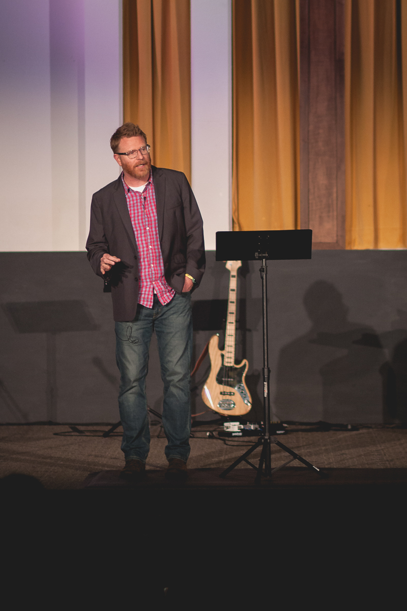Pastor Bo Noonan - New Community Church