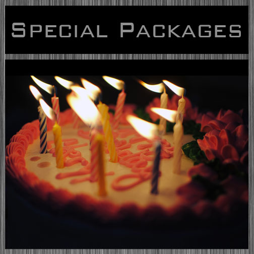 Special Packages