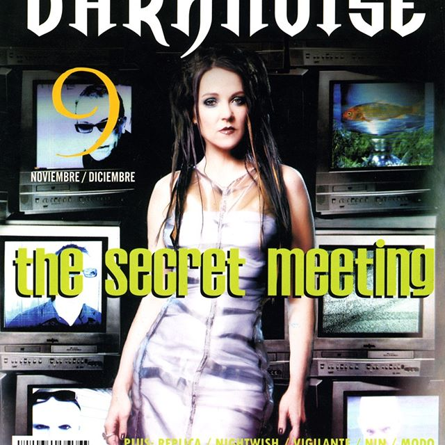 Darknoise - The Secret Meeting cover