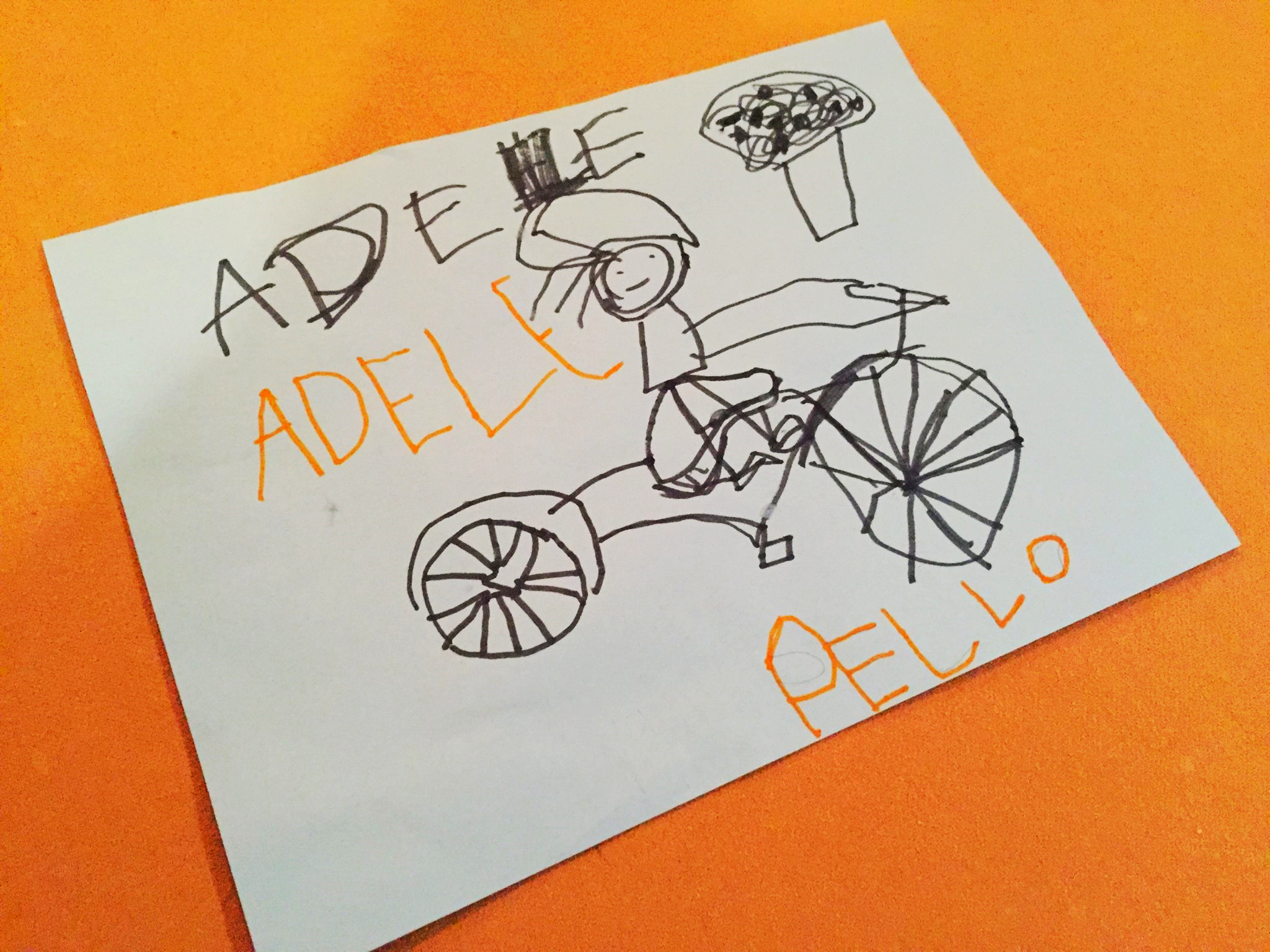 Pello Bikes first fan art. Thank you!
