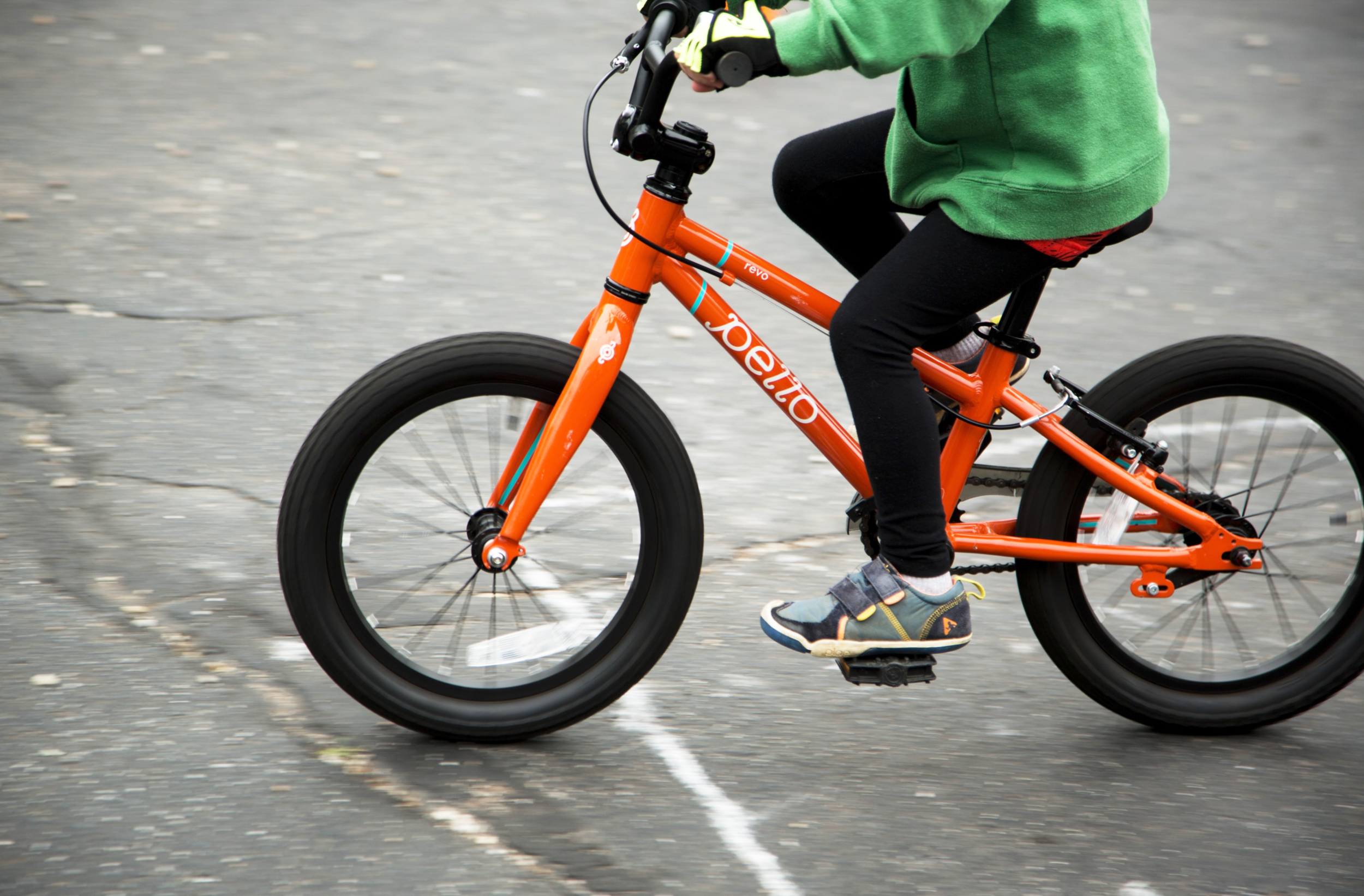 Get your kids riding in no time. -