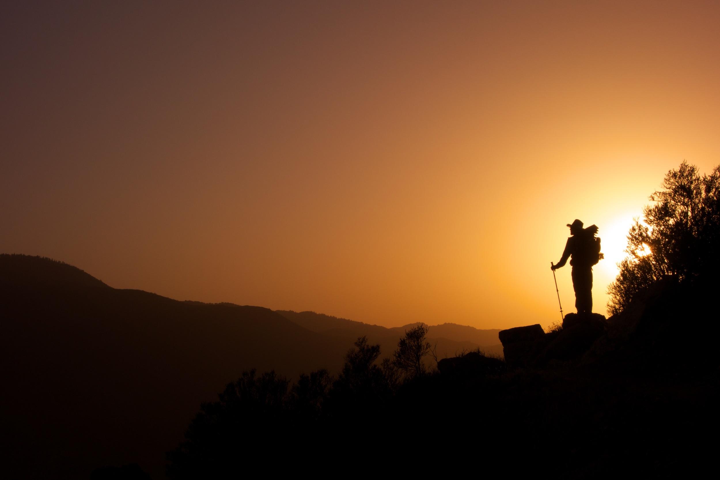 The Thru-hiker