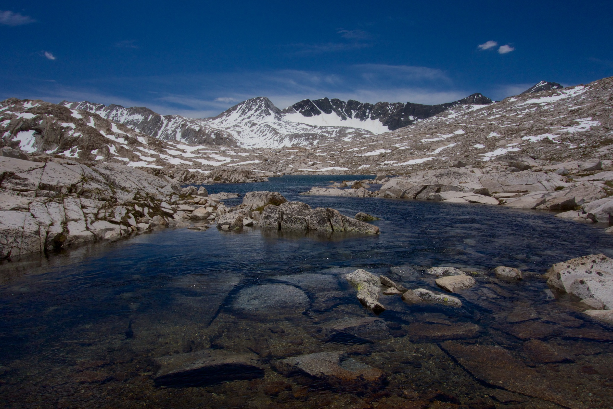 Stream Below Muir Pass