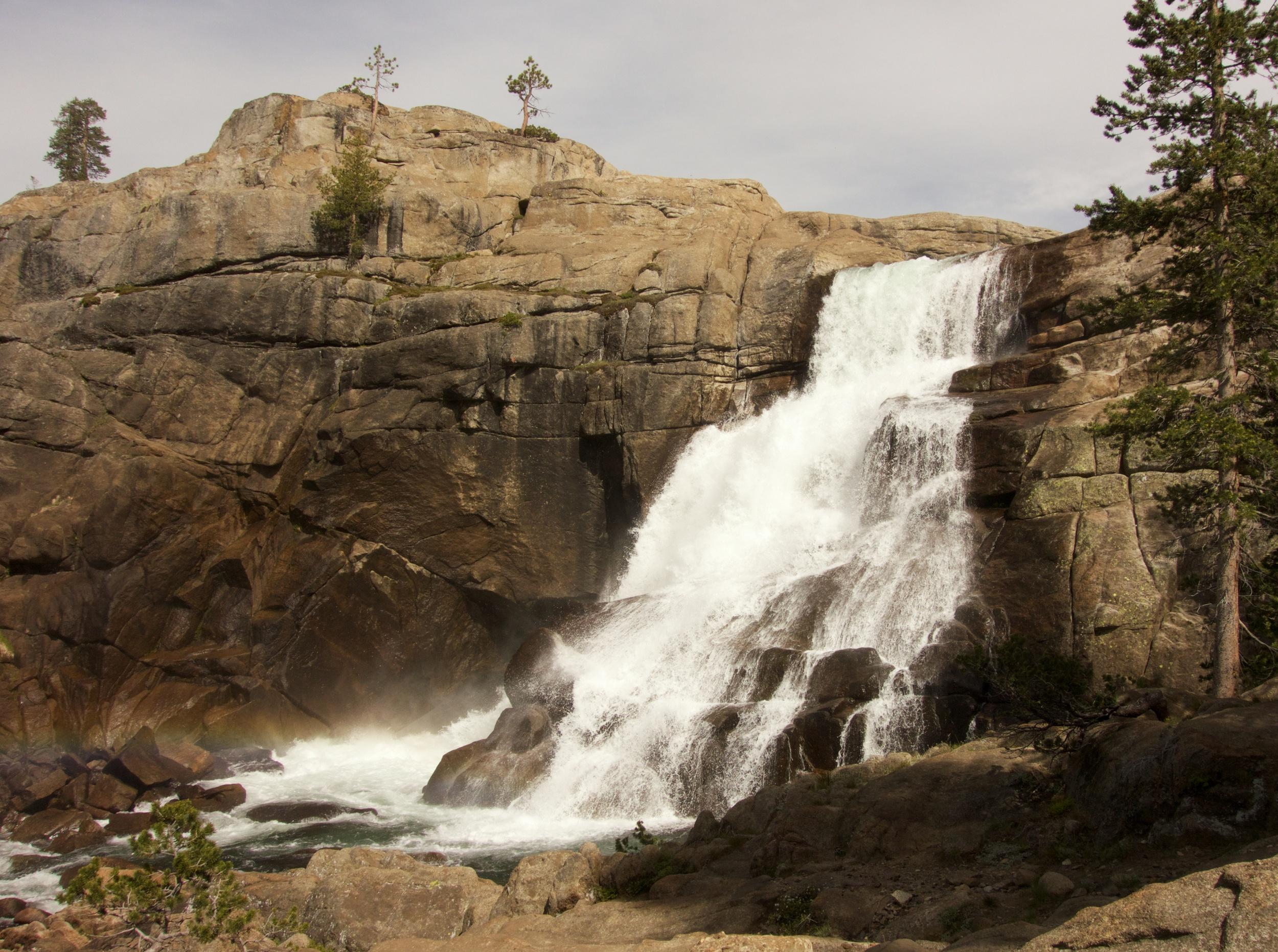 Sierra Waterfall
