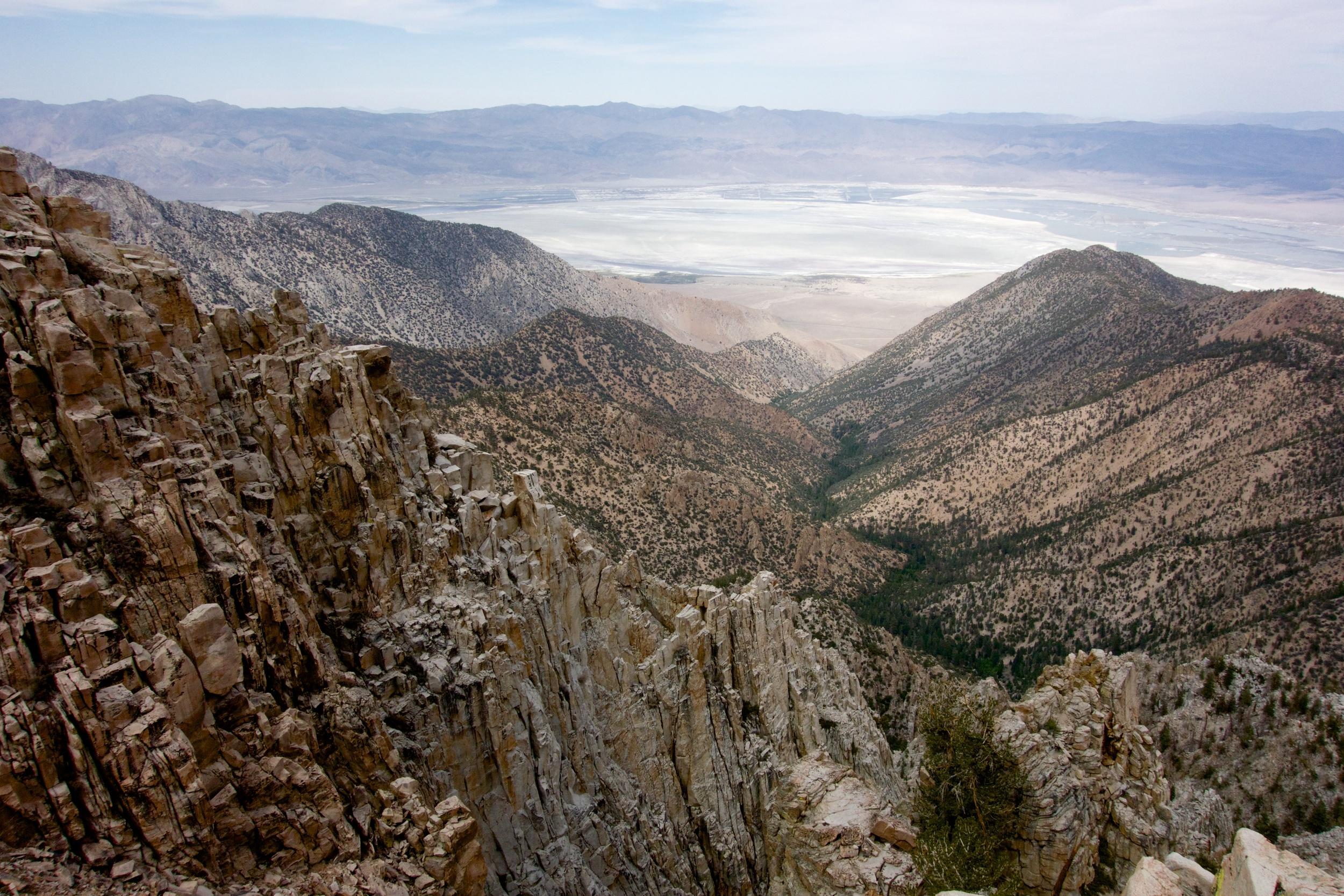 Edge of the Sierra