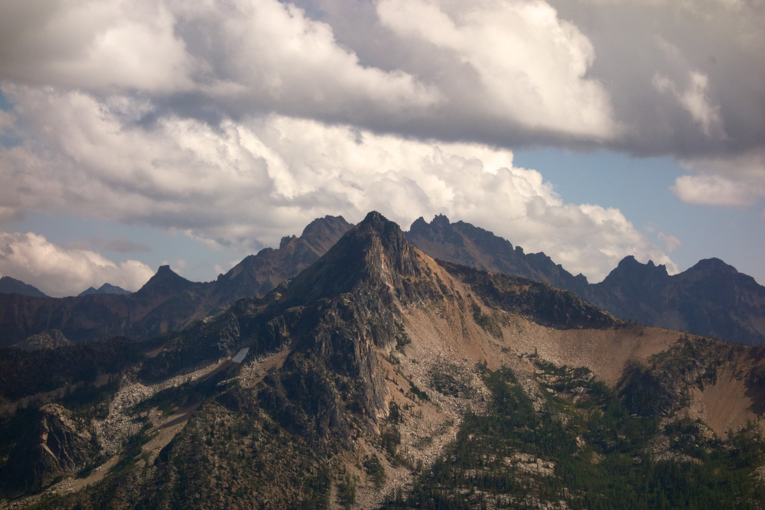 North Cascades Peaks