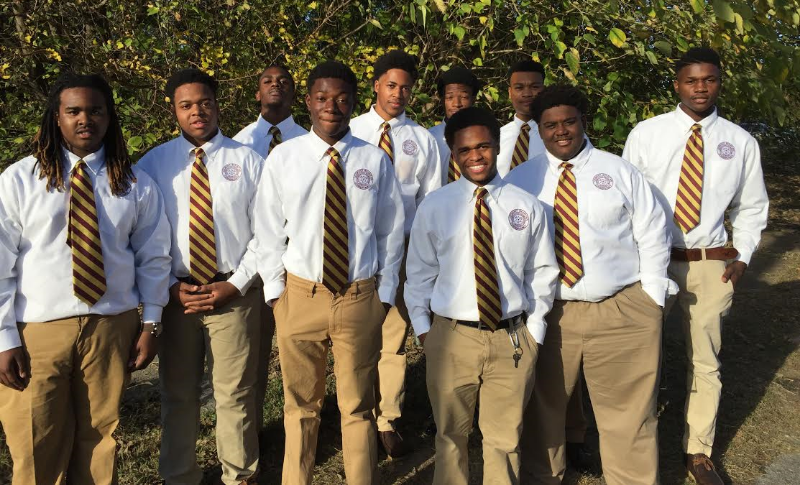 Howard High School Graduates involved with this program