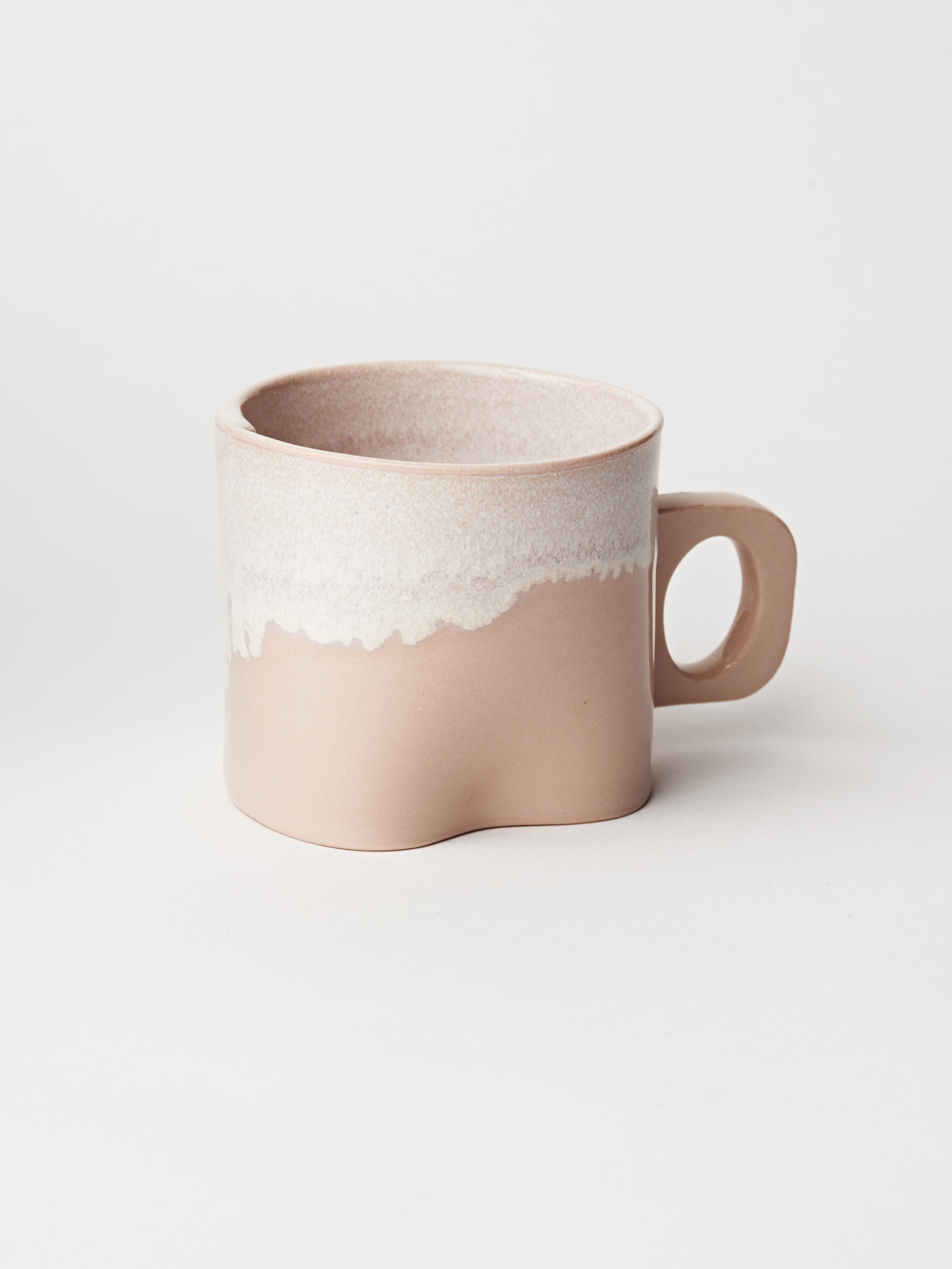 Small Cup w/ Handle - Pink