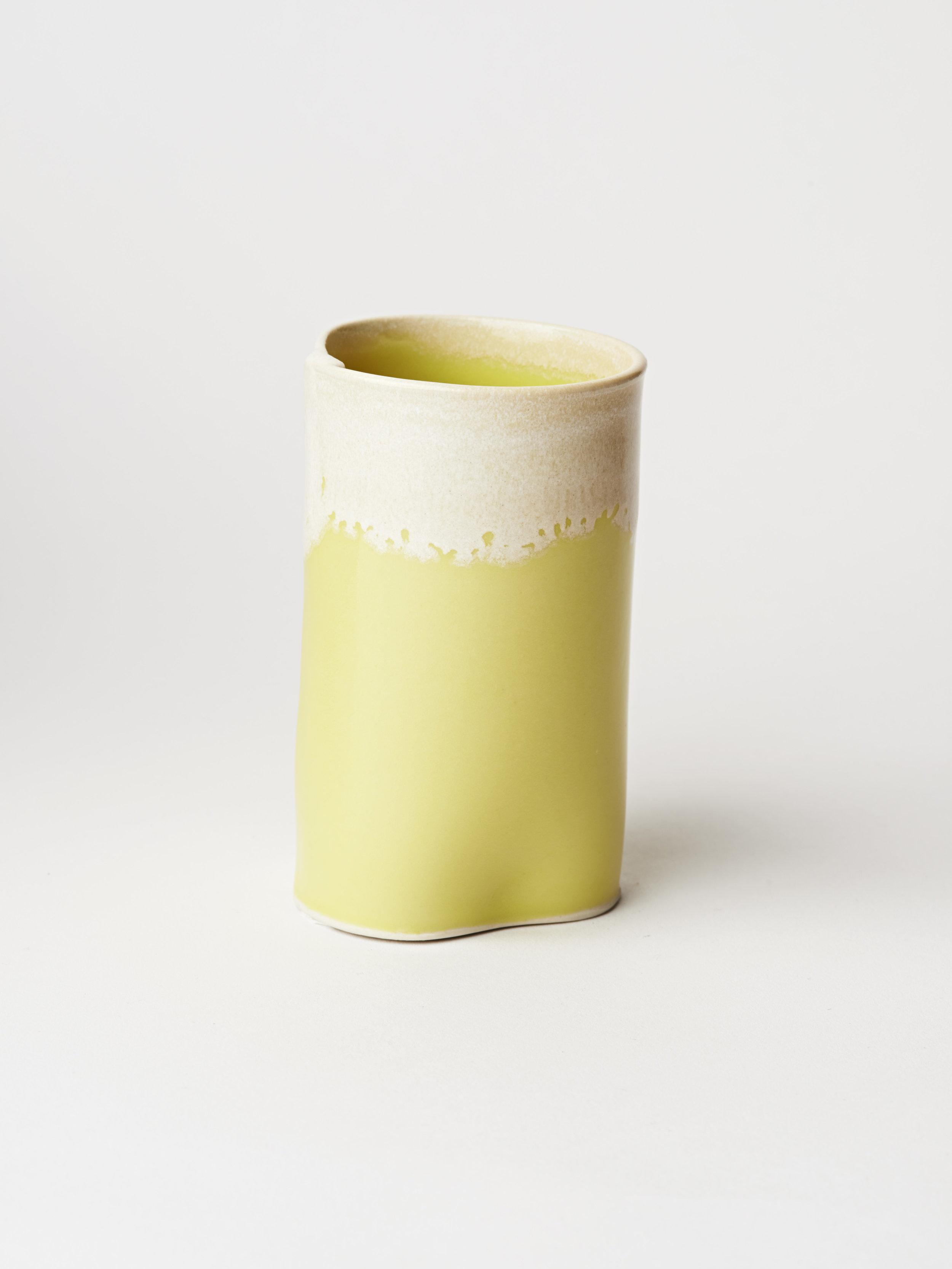 Bud Vase - Yellow