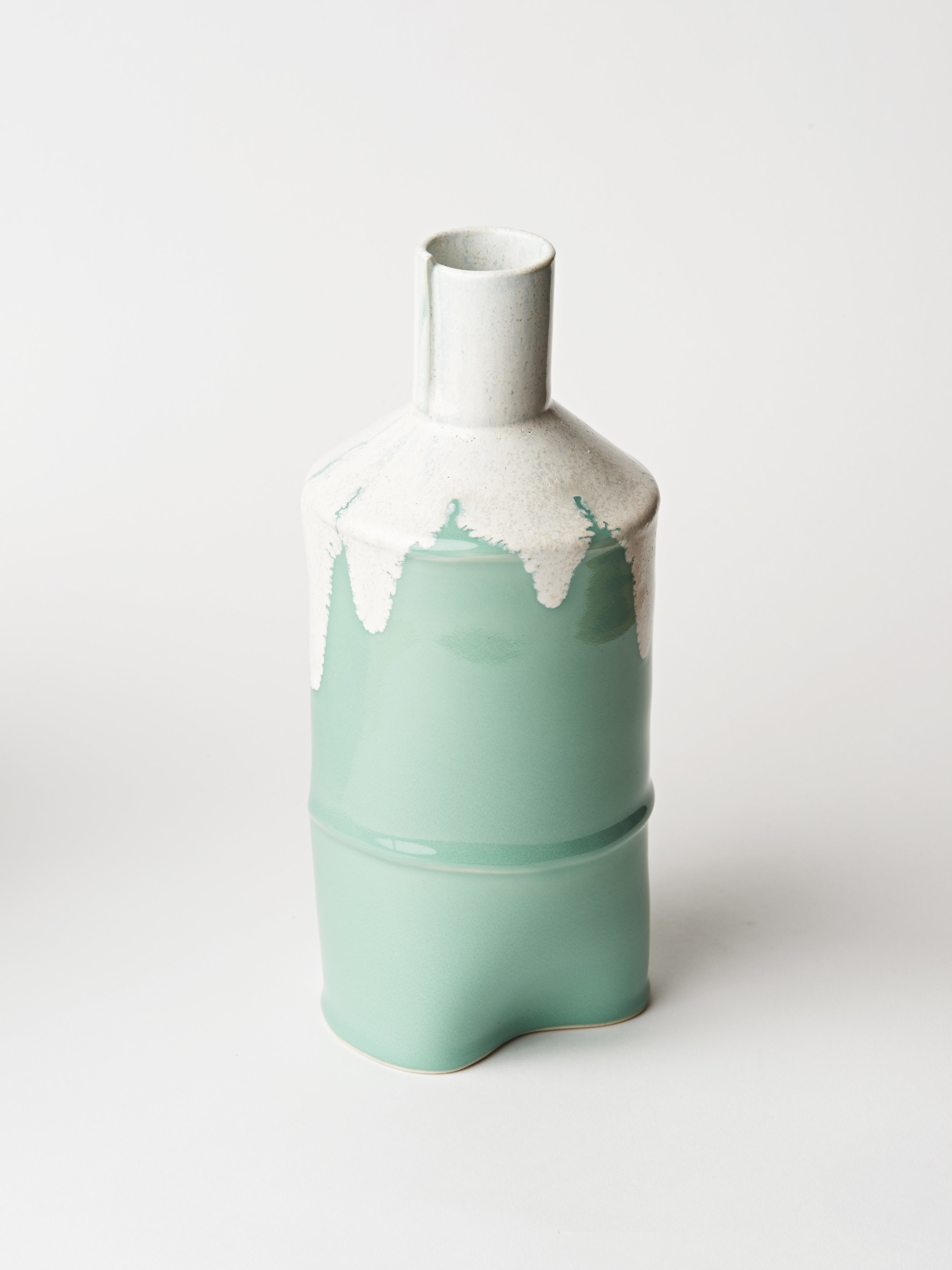 Large Bottle - Turquoise