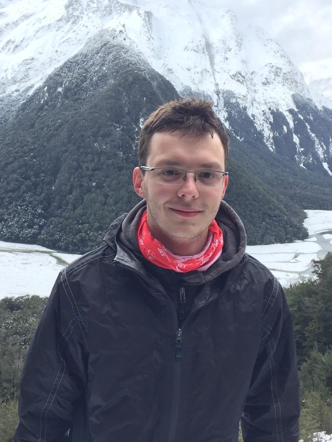 Alexander Ball - PhD studentagb2kp [at] virginia.edu
