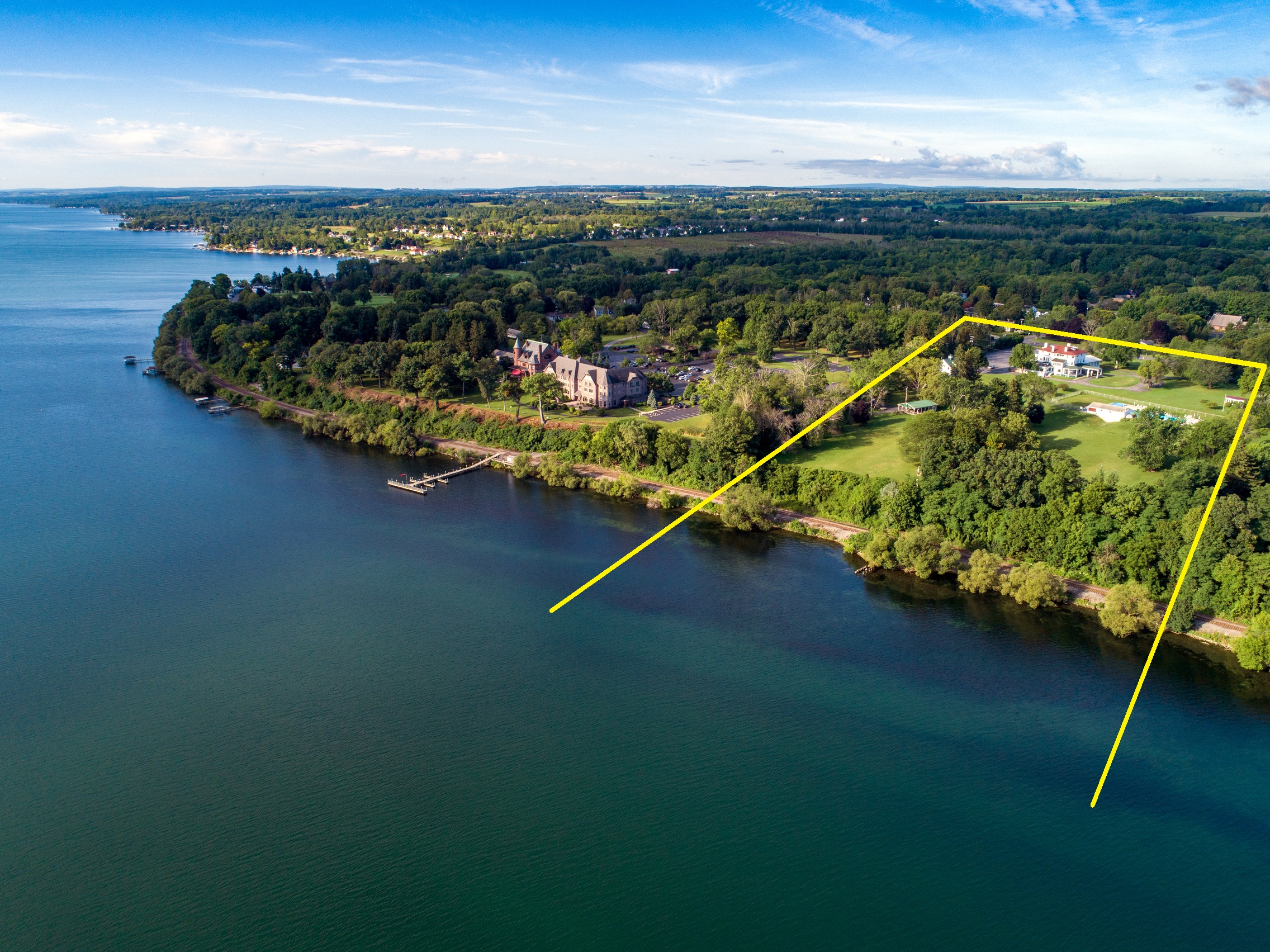 3  Seneca Lake Auction, American Legion, 1115 Lochland Rd, Geneva, NY 14456, Seneca Lake, Finger Lakes Property Listed For Sale by Michael DeRosa, Real Estate Broker, Michael DeRosa Exchange.jpg