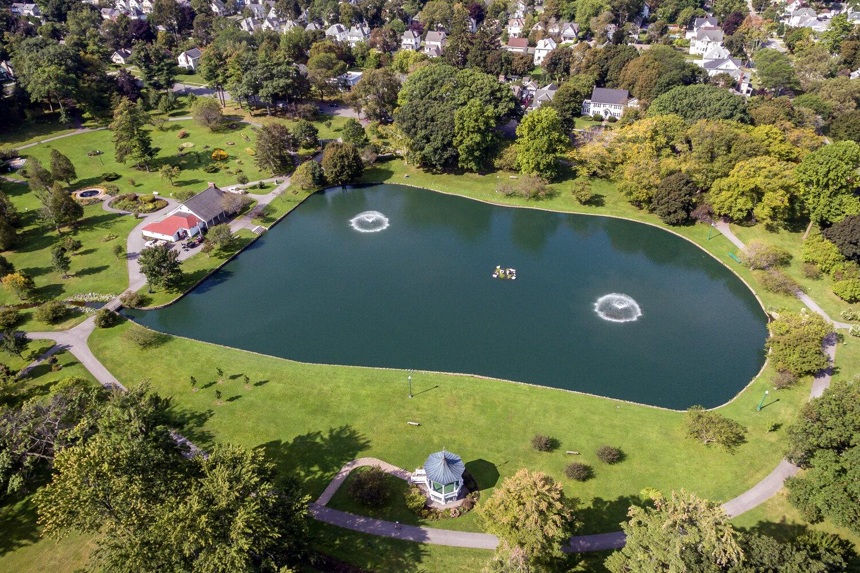 Hoopes Park of Auburn, New York
