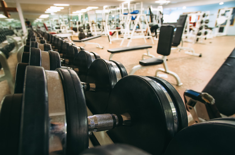 FREE WEIGHTS   Engage your core and improve muscle imbalances in our free weight area. Continue to challenge your body with a wide range of weight options, plus multiple racks so you don't have to wait in line to do your set. Free weight exercises offer nearly endless possibilities to help you obliterate even the toughest of trouble zones- ask a StaFit trainer for ideas.