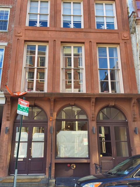 New Showroom location - 33 N. 3rd Street - Philadelphia - PA - 19106