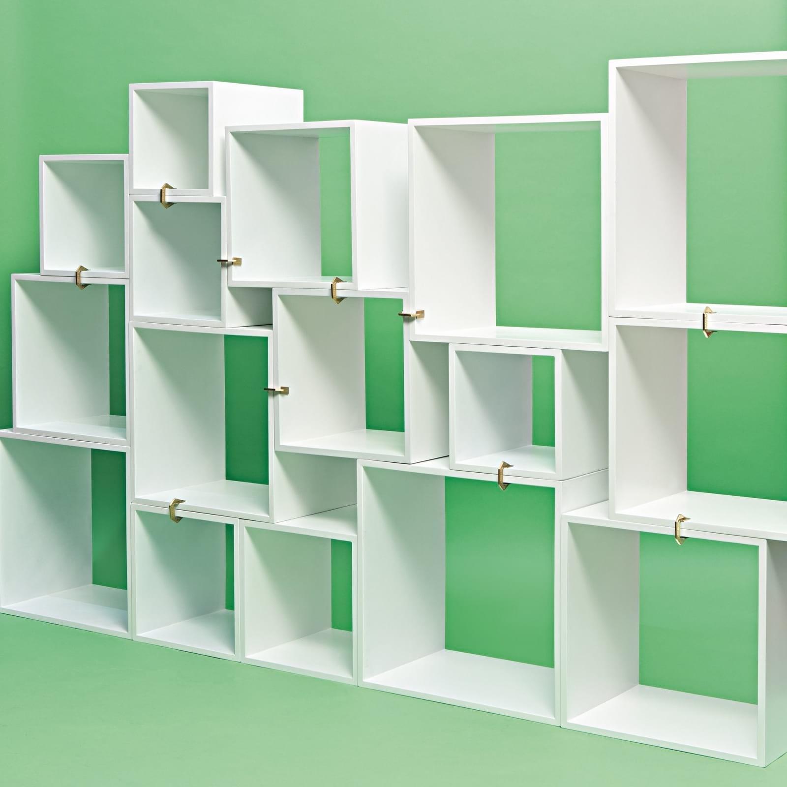 Assemblage Modular Shelving Parisa