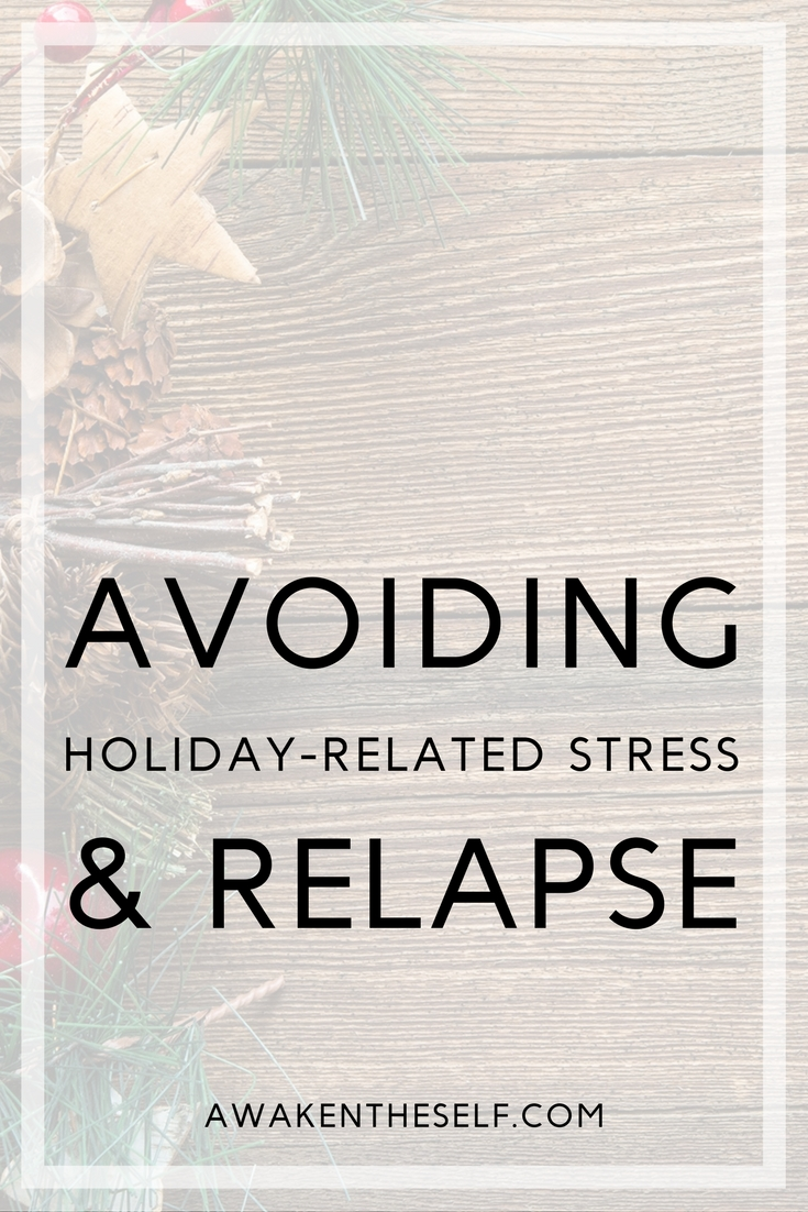 Holiday Stress Relapse Prevention Holistic Psychotherapy for Young Adults Pasadena CA