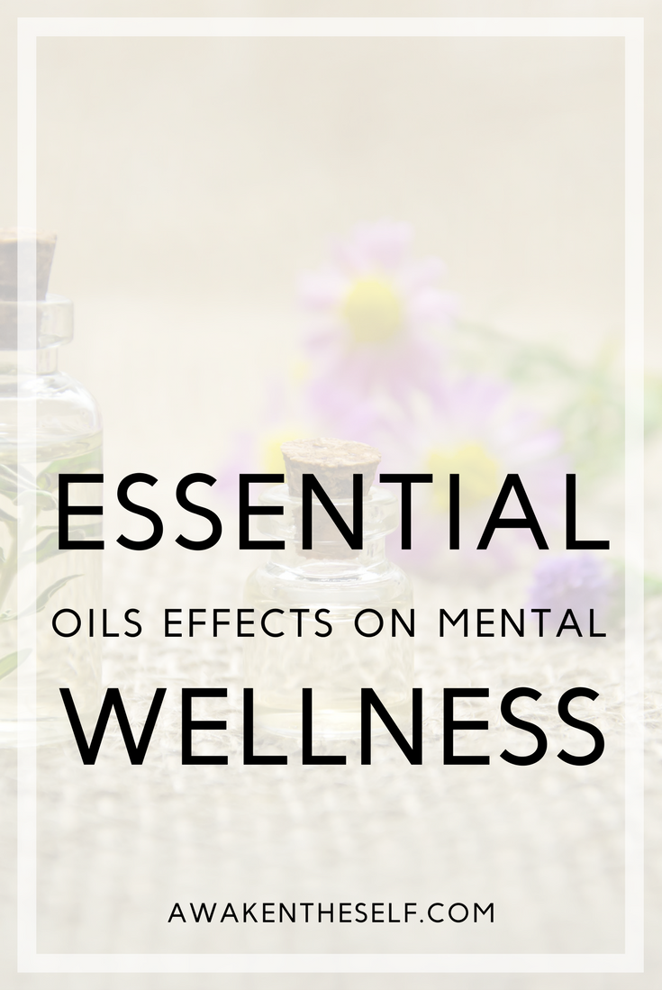 Essential Oils Mental Wellness Holistic Psychotherapy for Young Adults Pasadena CA