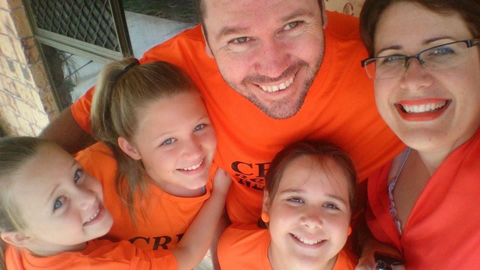 Celebrating Color The World Orange ™  2014 in Australia