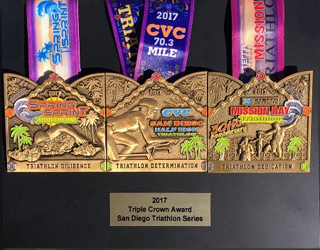 2017 Triple Crown Award
