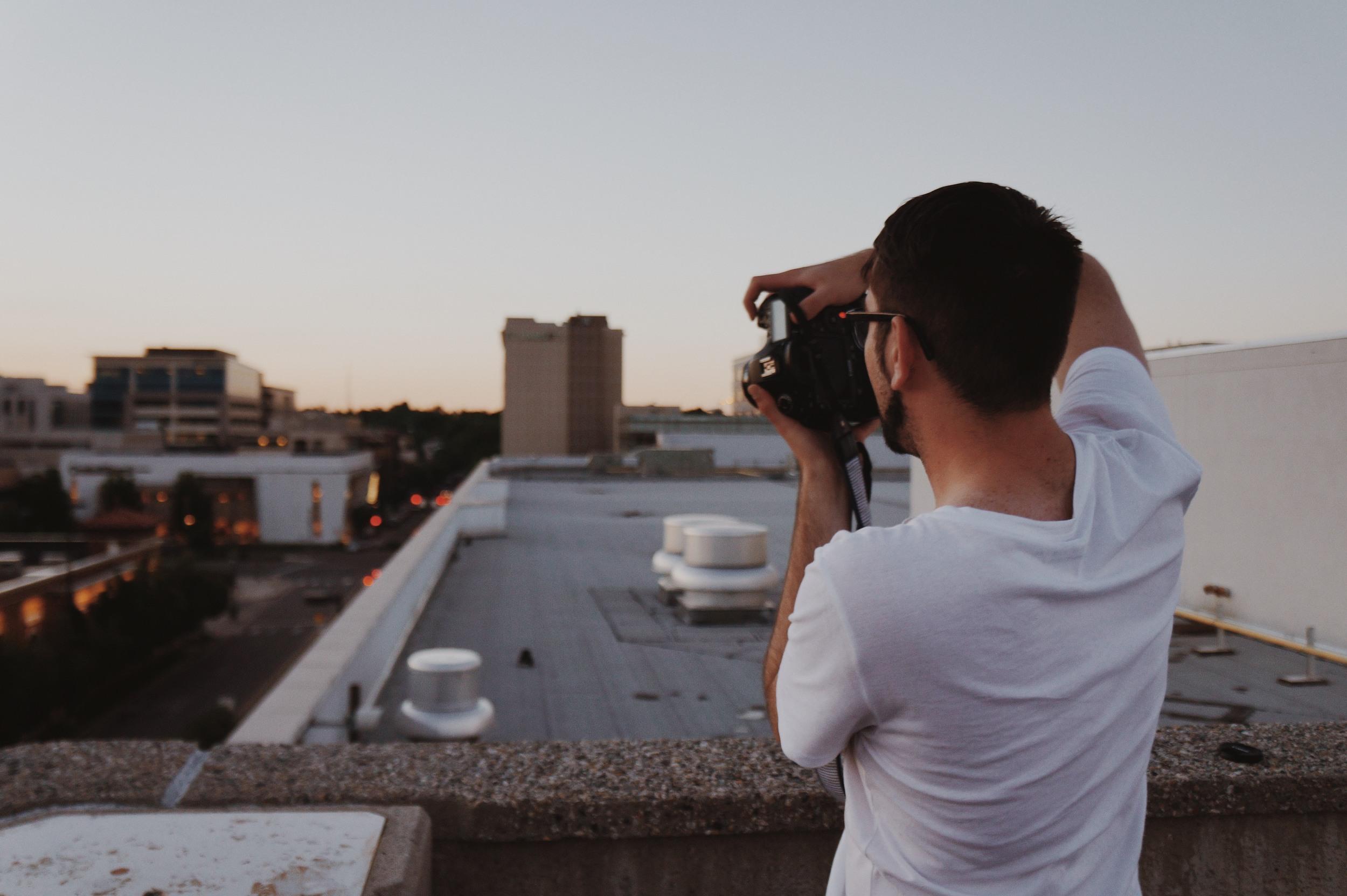 Devin Richter | Head Photographer & Owner | Me!