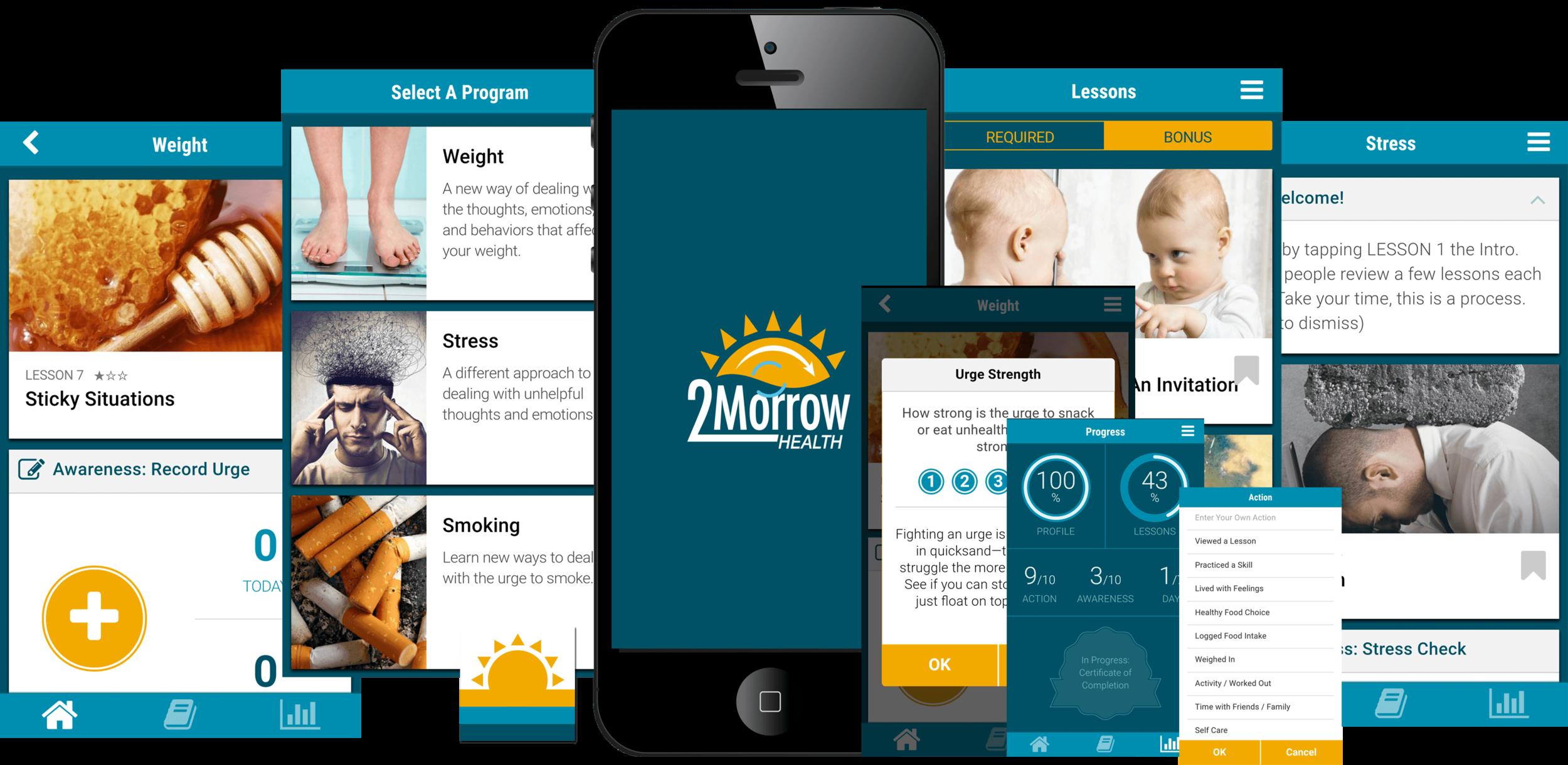 2Morrow Health App