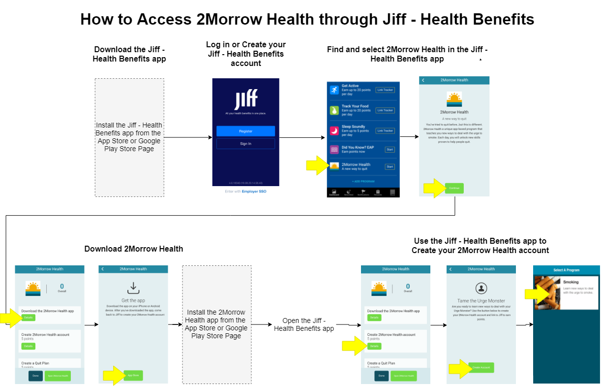 How to Log in to 2Morrow Health using Jiff.png
