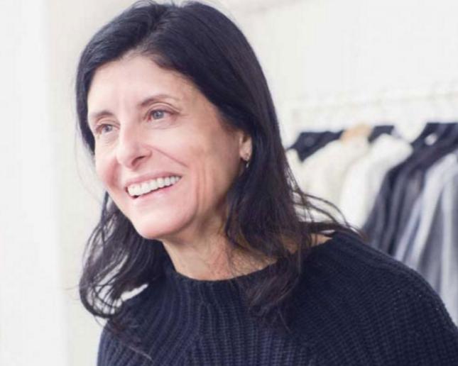 Organizing fashion designer Nili Lotan's studio -