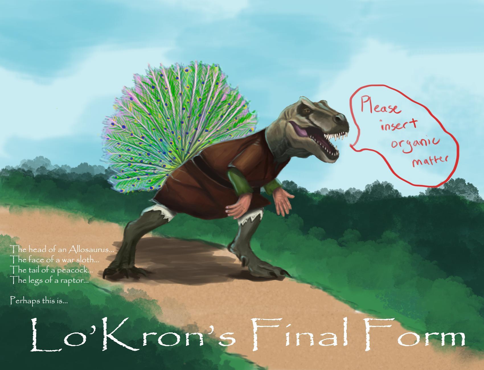 Lo'Kron's Detox