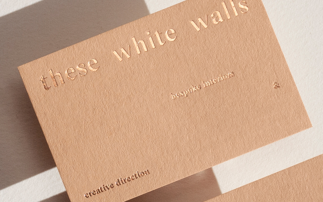 These White Walls