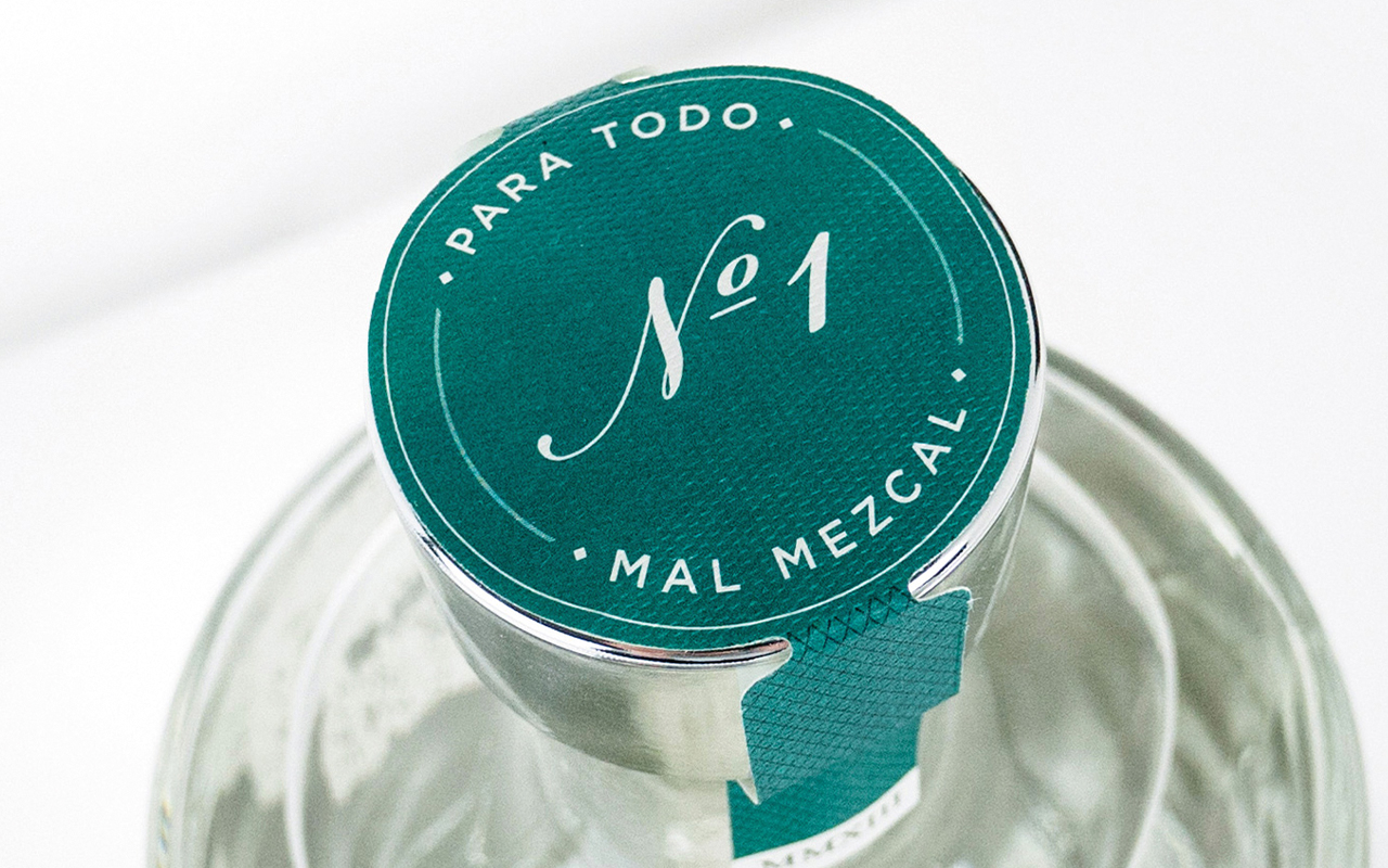 Mal Mezcal Packaging