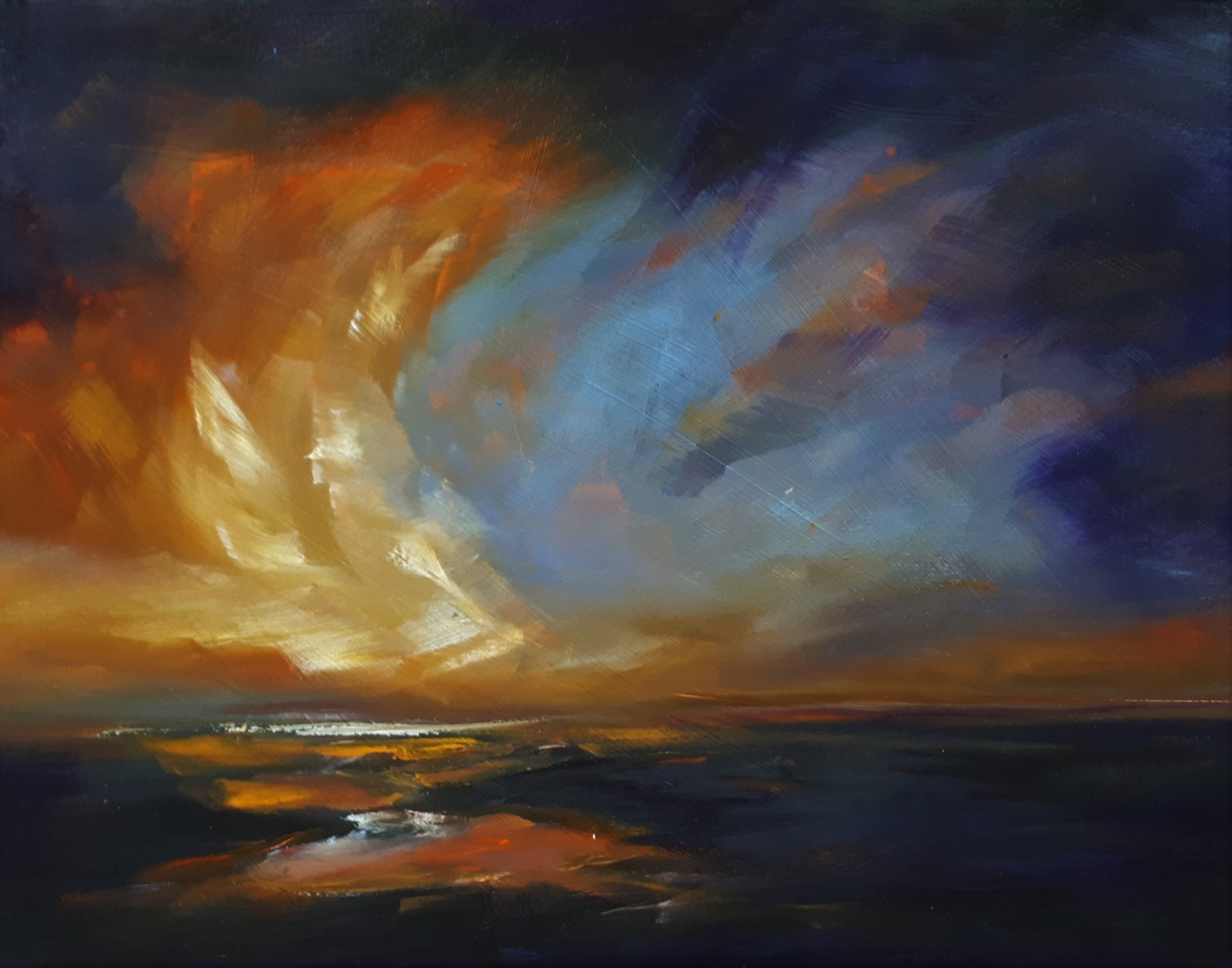 Red Sky at Night. Helen Robinson.jpg