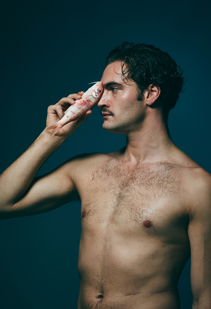Jeckyll and Hyde's Dr Robert, Tom Bateman  © Jillian Edelstein for Fishlove