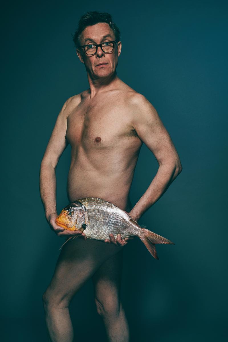 Alex Jennings © Jillian Edelstein for Fishlove