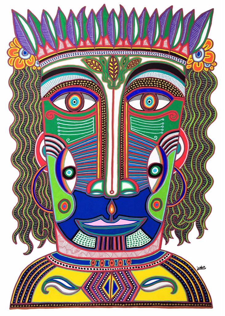 Mask VIII