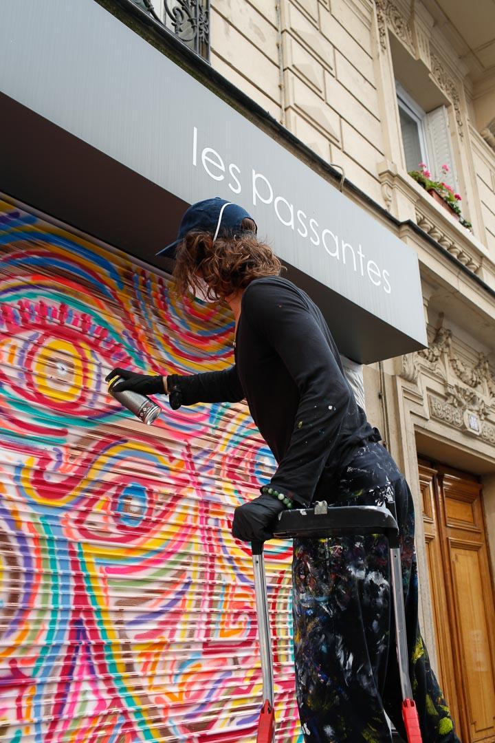 Valerie_Paumelle_agent_Julien_Calot_live_painting_Sophie_Brandstrom_photographe_Les_Passantes_Paris (21).JPG