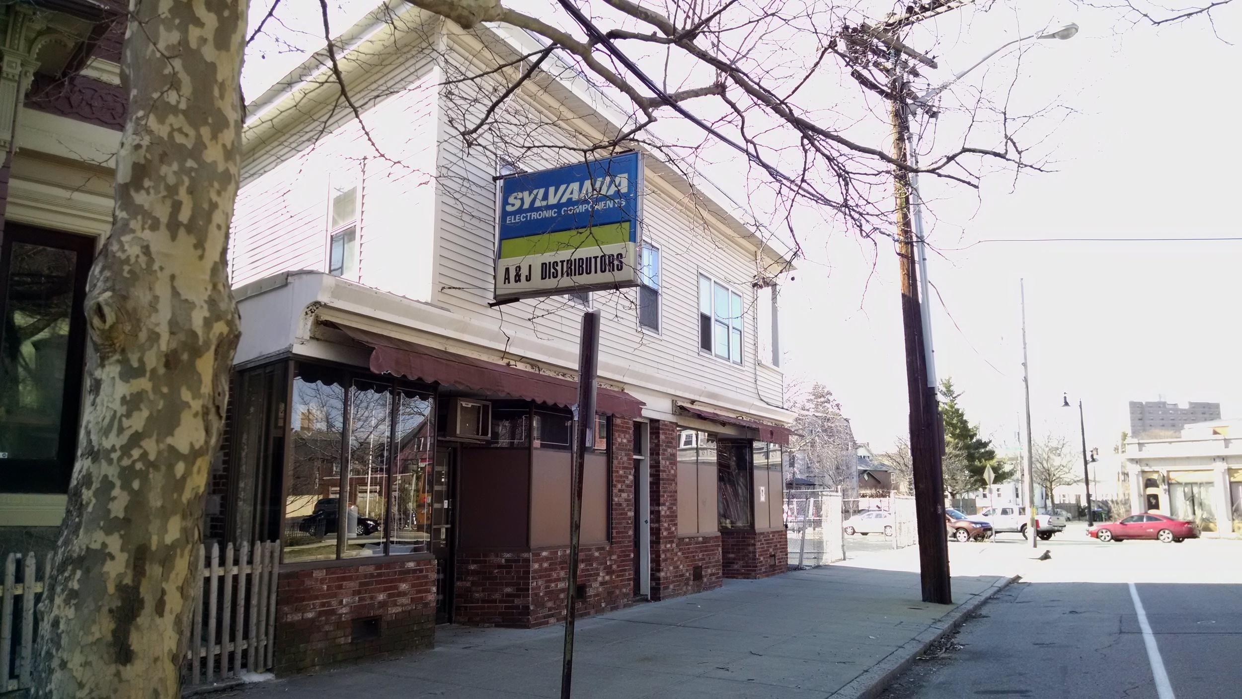 9 Parade Street