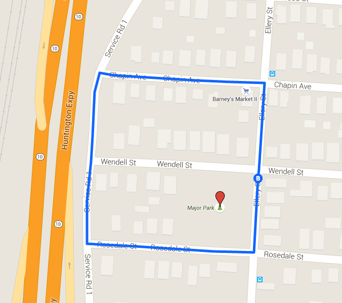 WALKING ROUTE DURING THE MEETING